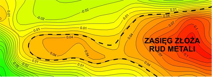 GeoSpectrum - Regionalne powierzchniowe zdjęcie grawimetryczne dla poszukiwań złóż surowców