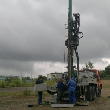 GeoSpectrum - Badania geotechniczne dla celów projektowych obiektów fabrycznych
