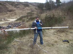 GeoSpectrum - Aparatura do pomiarów elektromagnetycznych gruntu