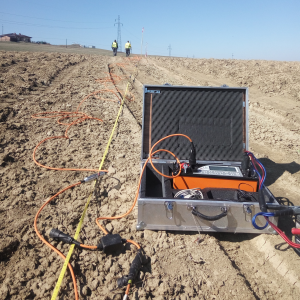 GeoSpectrum - Wielokanałowa aparatura elektrooporowa
