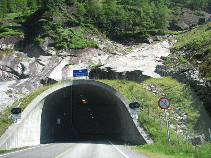 GeoSpectrum - Pierwszy w Polsce tunel drogowy wykonany metodą górniczą w Lalikach