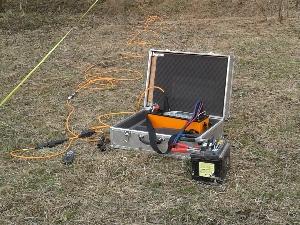 GeoSpectrum - Aparatura pomiarowa metody elektrooporowej